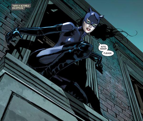 Batman #28 comic review