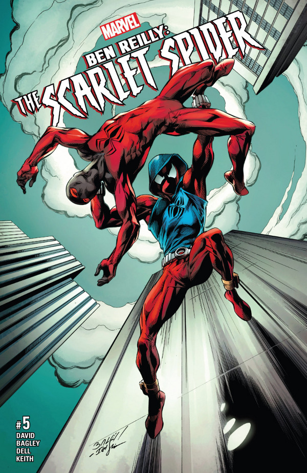 Ben Reilly: Scarlet Spider #5 comic review