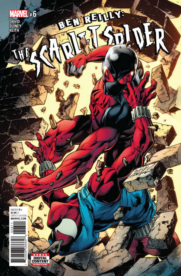 Ben Reilly: Scarlet Spider #6 comic review