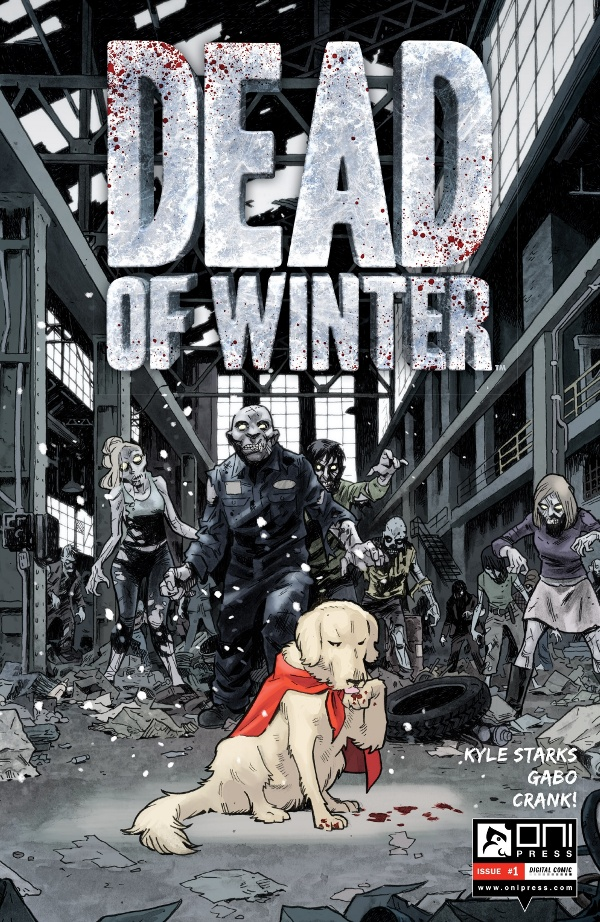 Dead of Winter: Good Good Dog #1 comic review