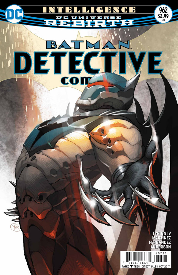 Detective Comics #962 comic review