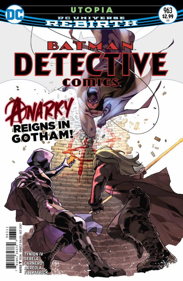 Detective Comics #963 comic review