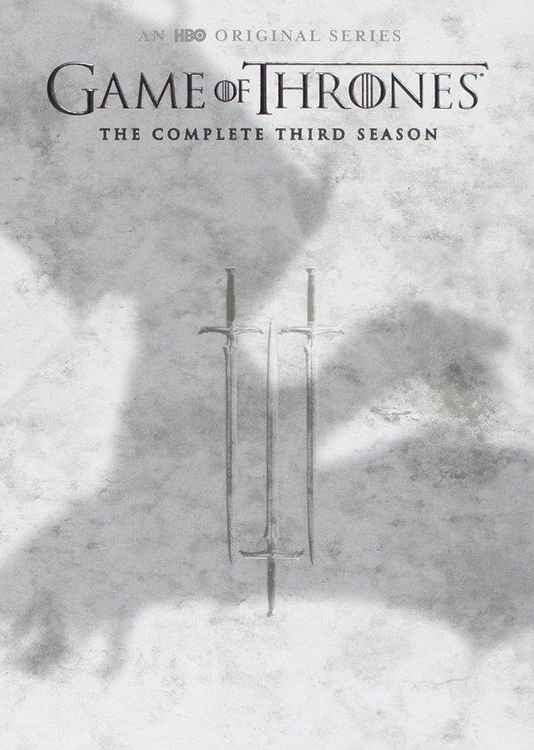 Game of Thrones - The Complete Third Season DVD review