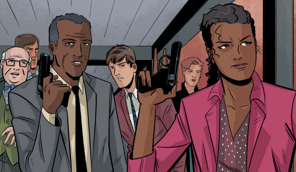 James Bond: Moneypenny (One-Shot) comic review