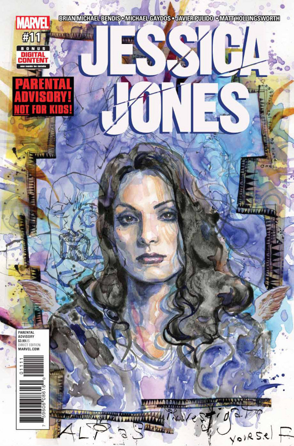Jessica Jones #11 comic review