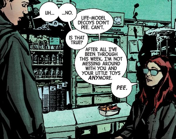 Jessica Jones #11 comic review