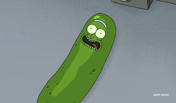 Rick and Morty - Pickle Rick television review