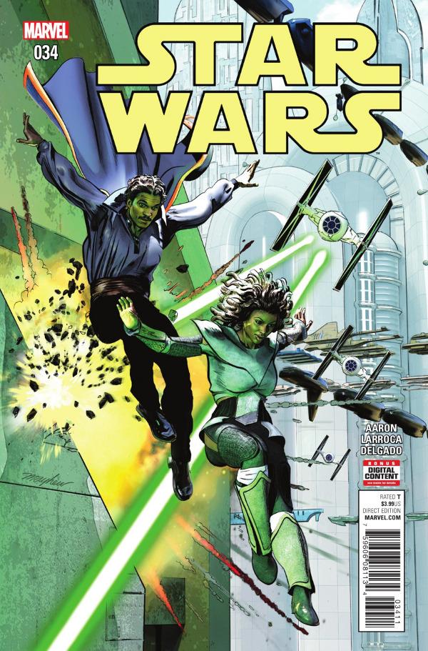 Star Wars #34 comic review
