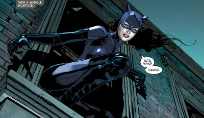 Batman #28 comic review