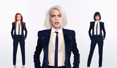 Cara Delevingne – I Feel Everything music video