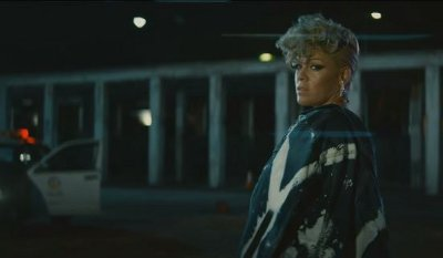 P!nk – What About Us music video