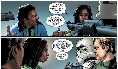 Star Wars #34 comic review