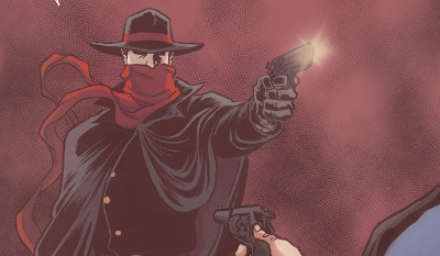 The Shadow #1 comic review