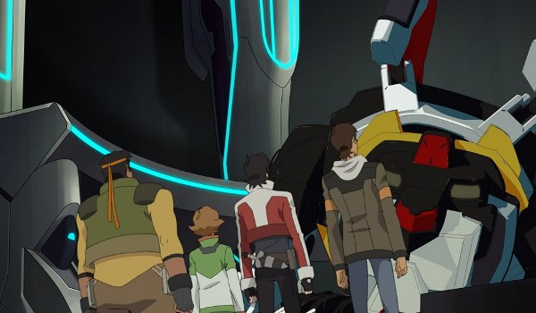 Voltron: Legendary Defender - Changing of the Guard review