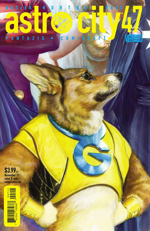 Astro City #47 comic review