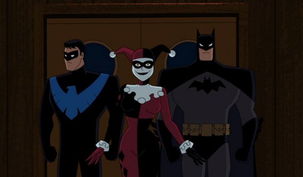 Batman & Harley Quinn Blu-ray review