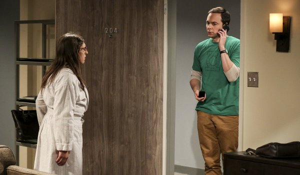 The Big Bang Theory - The Proposal Proposal TV review