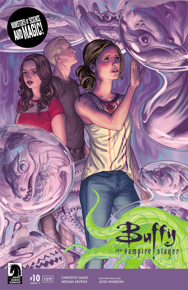Buffy the Vampire Slayer Season Eleven #10 comic review