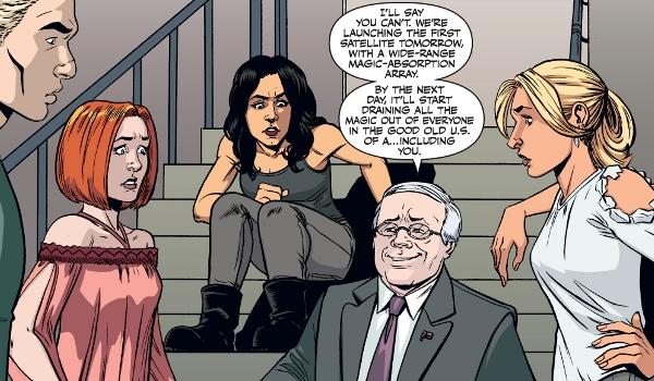 Buffy the Vampire Slayer Season Eleven #10 comic review