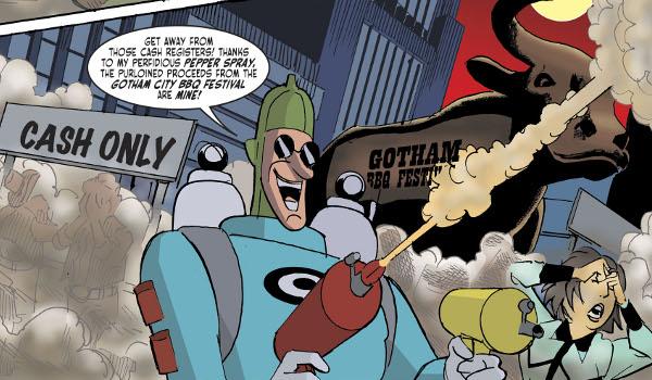 Harley Quinn and Batman #2 comic review