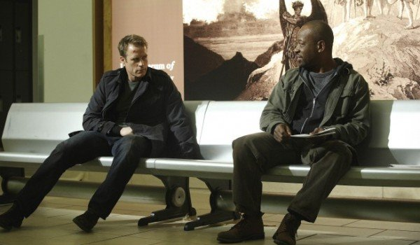 Human Target - Baptiste television review