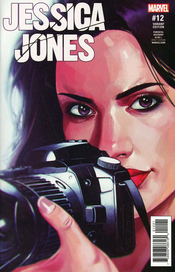 Jessica Jones #12 comic review