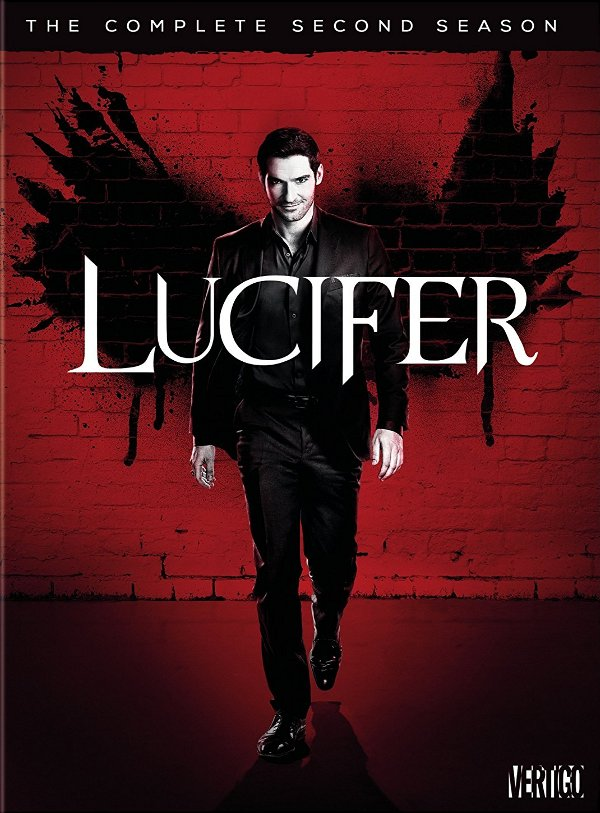 Lucifer - The Complete Second Season DVD review