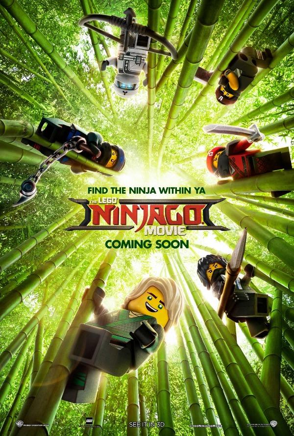 The LEGO Ninjago Movie movie review