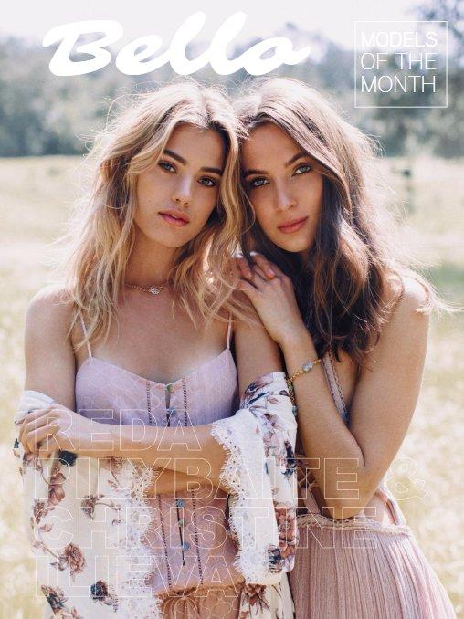 Reda Pilybaite & Christine ilieva - Bello (August 2017)