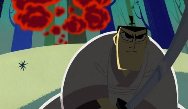 Samurai Jack - Episode VIII: Jack versus Mad Jack TV review