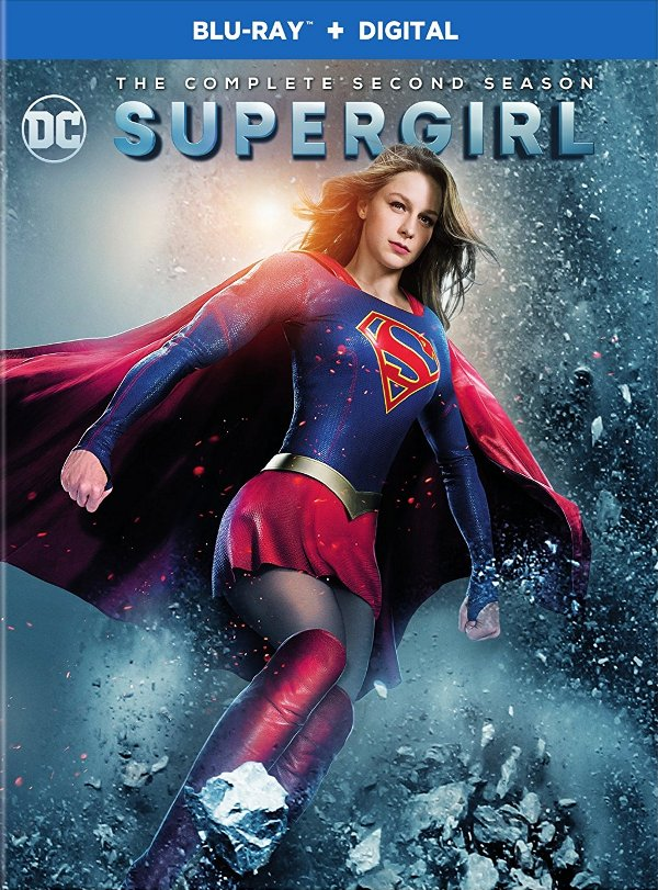 Supergirl - The Complete Second Season Blu-ray review