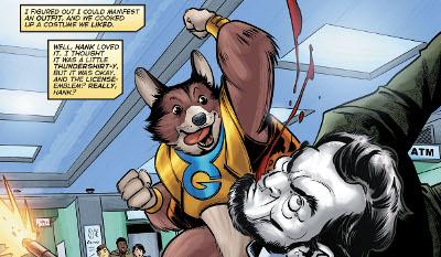 Astro City #47 comic review