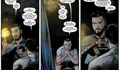 Infamous Iron Man #11 comic review