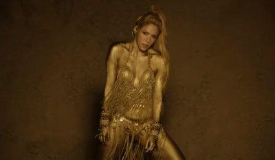 Shakira – Perro Fiel (feat. Nicky Jam) music video