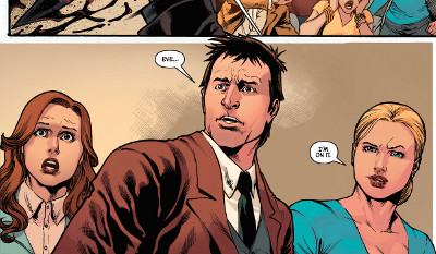The Librarians #1 comic review