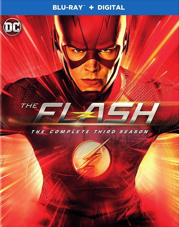 The Flash - The Complete Third Season Blu-ray review