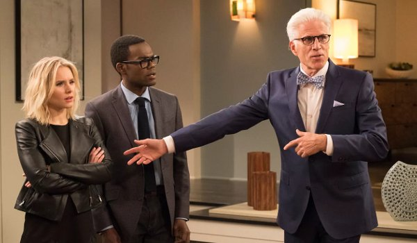 The Good Place - Everything Is Great! TV review