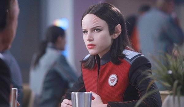 The Orville - Command Performance television review