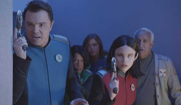 The Orville - Old Wounds television review
