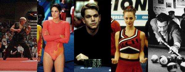 Top 10 Alternative Sports Movies