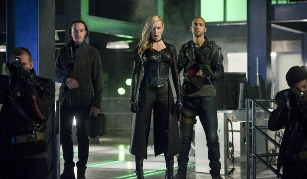 Arrow - Fallout television review