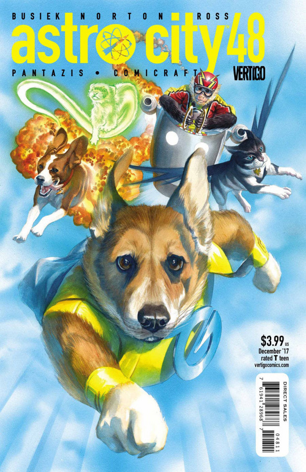 Astro City #48 comic review