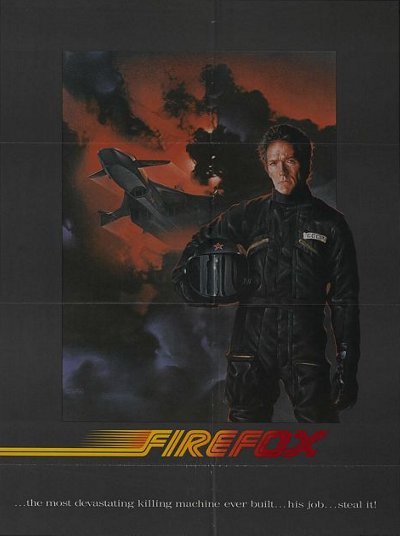 Firefox movie review