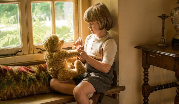 Goodbye Christopher Robin movie review