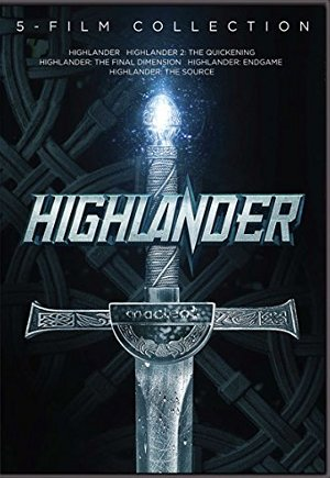 Highlander 5-Film Collection