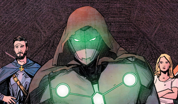 Infamous Iron Man #12 comic review
