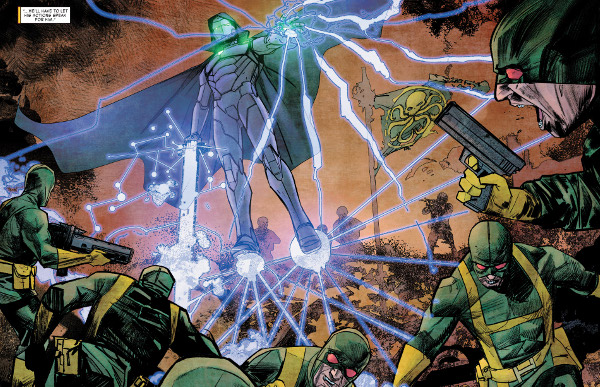Infamous Iron Man #12 comic review