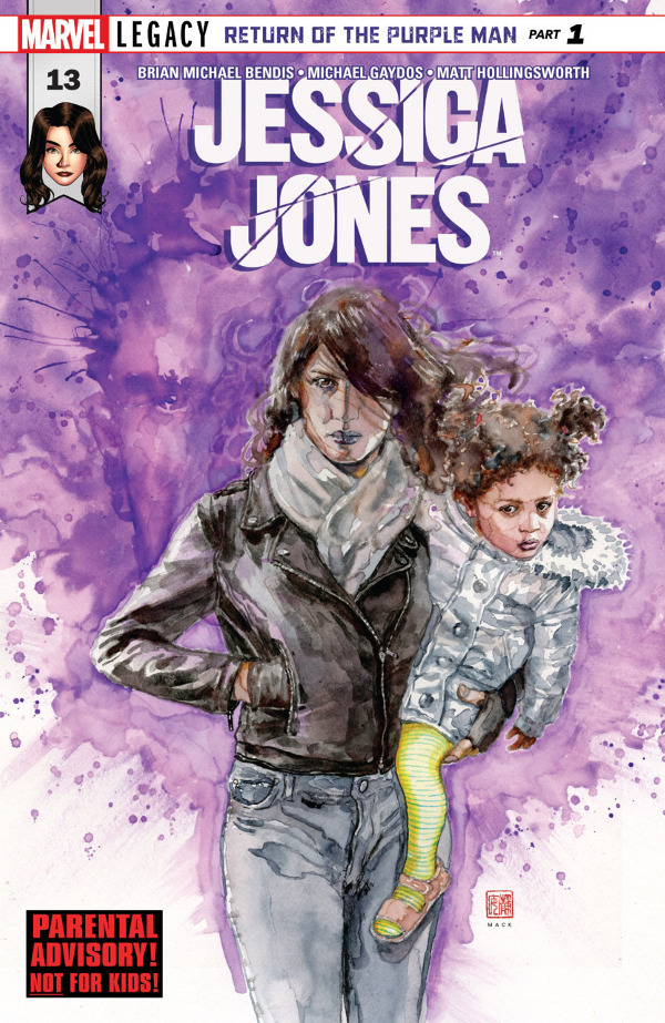 Jessica Jones #13 comic review