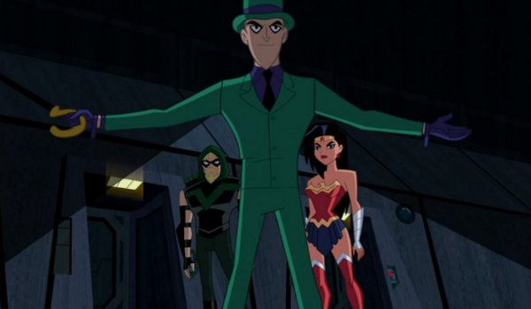 Justice League Action - E. Nigma, Consulting Detective TV review