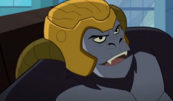 Justice League Action - Harley Goes Ape! TV review